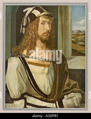a biography of albrecht durer a painter printmaker and theorist of the german renaissance Albrecht dürer was a true renaissance man  born in 1471 in nuremberg,  germany, dürer found an interest in art at an early age under the.