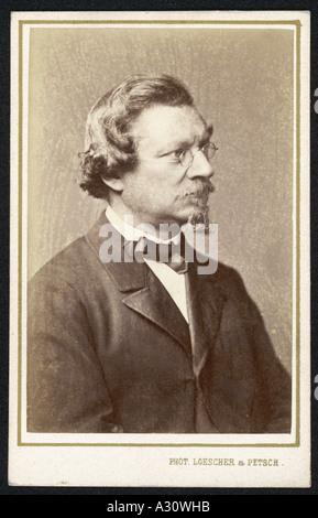 Hofmann Loescher Cdv - Stock Photo