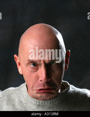 Character Actor Roland Nichols - Stock Photo