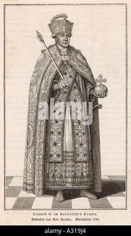 Leopold Ii Hre Karcher - Stock Photo