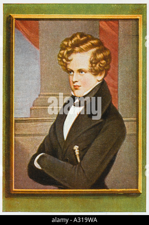 Napoleon Ii Daffinger - Stock Photo