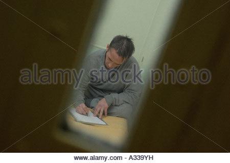 Custom of writing letters uk prisoners