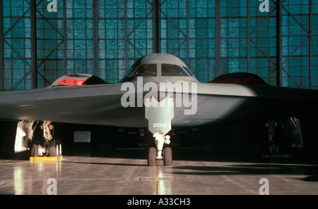 B2 Stealth bomber - Stock Photo