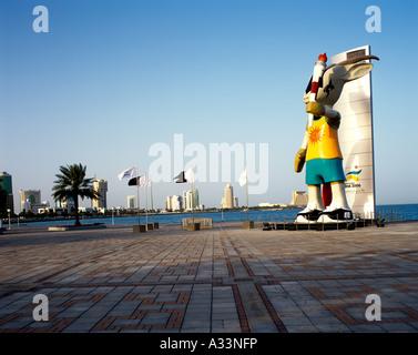 asian games 2006 mascot
