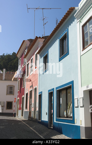 algarve , monchique, traditional architecture - Stock Photo