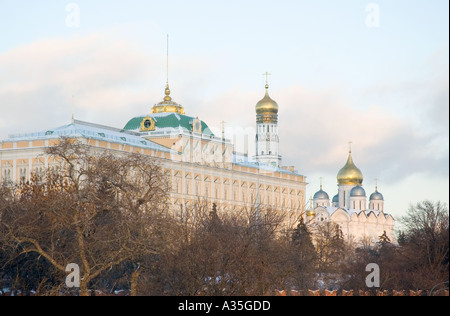 The Kremlin in Moscow - Stock Photo