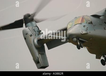USA - Marines Bell-Boeing MV-22B Osprey - Stock Photo