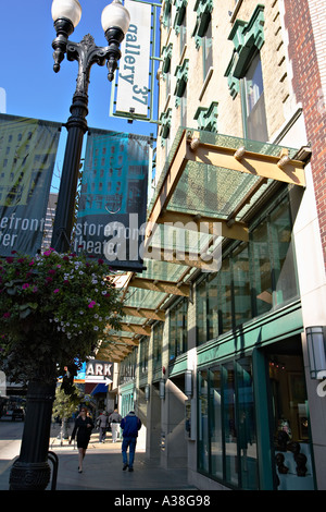 ILLINOIS Chicago Gallery 37 building art and theater on Randolph ...