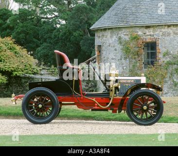 1904 Darracq Genevieve - Stock Photo