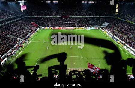 Rhein Energie Stadion, home to FC Cologne, Germany. - Stock Photo