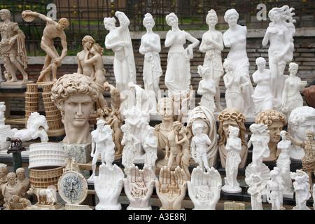 Roman souvenirs - Stock Photo
