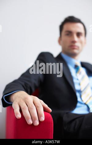 Man's Hand - Stock Photo