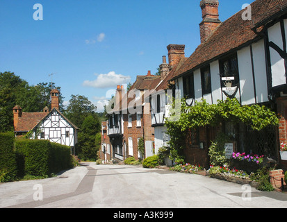 Taylor's Hill Chilham Village Kent England - Stock Photo