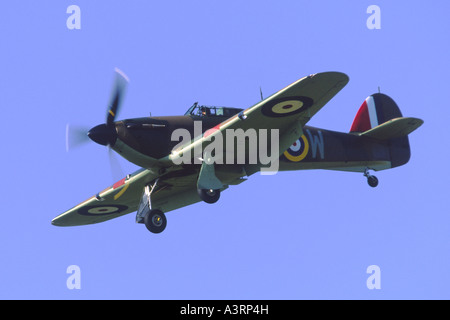 Hawker Hurricane IIC - Stock Photo