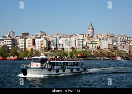 Istanbul / Bosporus  - Stock Photo