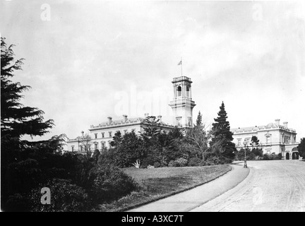 geography/travel, Australia, Melbourne, Governors House, exterior view, 1930s, Additional-Rights-Clearances-NA - Stock Photo