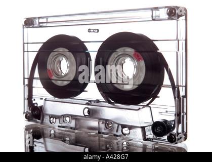 Tape Cassette - Stock Photo