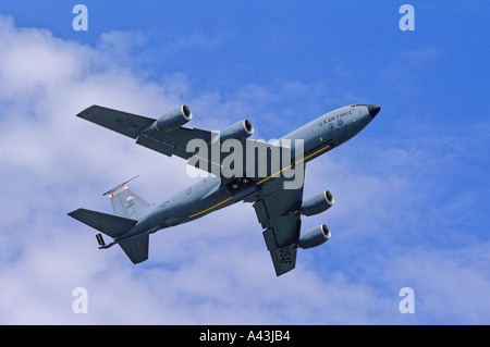 US Air Force Boeing KC-135 Stratotanker - Stock Photo