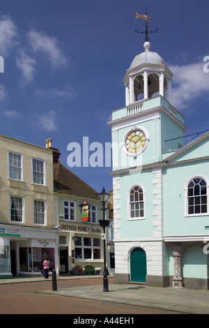 The Guildhall Faversham, Kent, - Stock Photo