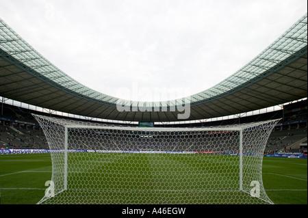 The Olympia Stadium in Berlin, Germany - Stock Photo