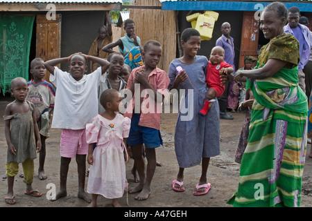 africa adult community