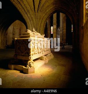 Hieronimus monastery - Stock Photo