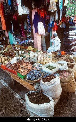 Berber Souk Taroudannt Morocco - Stock Photo