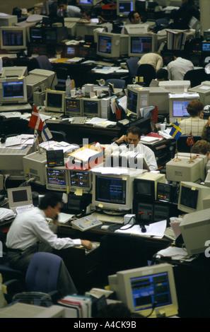 Forex trading floors in london
