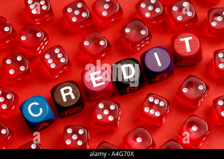Dice concept - Stock Photo