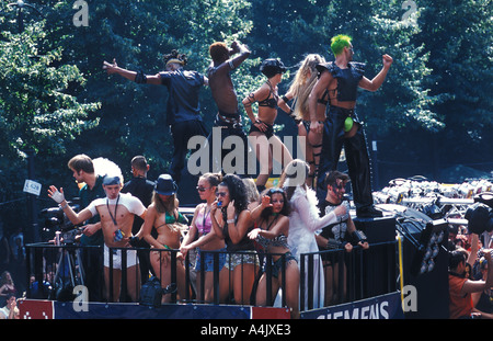 love parade berlin germany stock photo 48873730 alamy. Black Bedroom Furniture Sets. Home Design Ideas