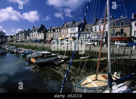 Le Croisic, Loire Atlantique, Brittany, France - Stock Photo