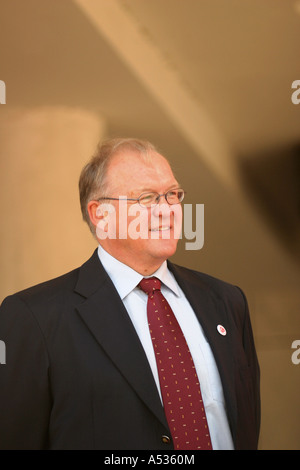 Göran Persson prime minister of Sweden between 1996 and 2006. - Stock Photo