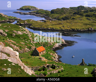 GB - SCOTLAND: Loch Geocrab on Isle of Harris - Stock Photo