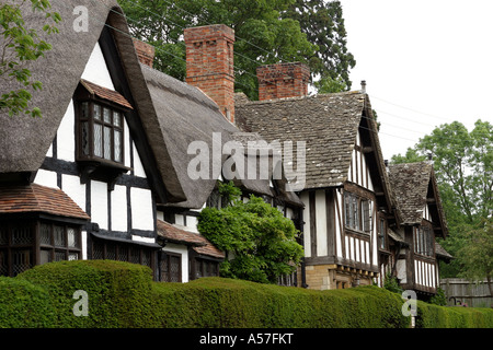 UK Worcestershire Cropthorne Holland House - Stock Photo