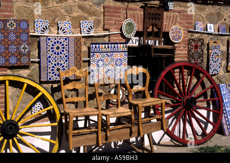 Toledo Spain Spanish Town Historic City - Stock Photo