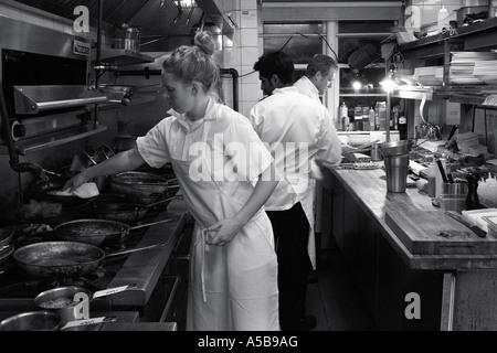 Restaurant Kitchen Staff