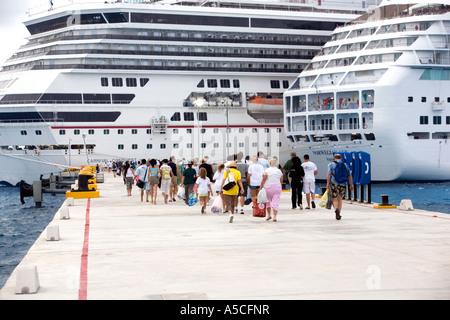 Carnival Conquest Cruise Ship Caribbean Sea Ocean Voyage
