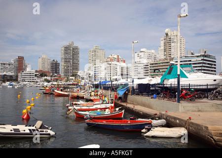 Uruguay Punta Del Este - Stock Photo