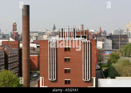 Materials Science Centre University of Manchester UK - Stock Photo
