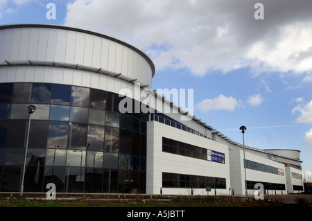 Modern Office Building near Doncaster South Yorkshire England - Stock Photo