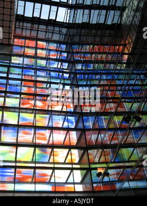 Dutch Institute for Vision & Sound - 3 - Stock Photo