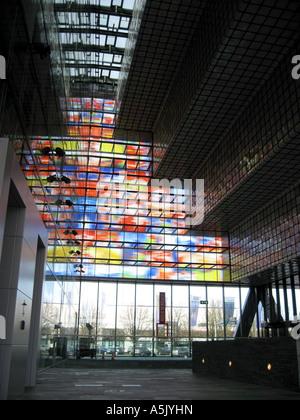 Dutch Institute for Vision & Sound - 1 - Stock Photo