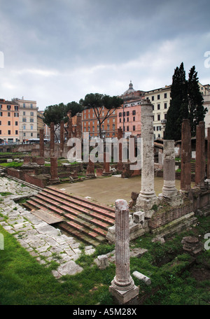 largo argentina temples The four temples, originally designated by the letters a, b, c, and d, front onto a  paved street, which was reconstructed in the.