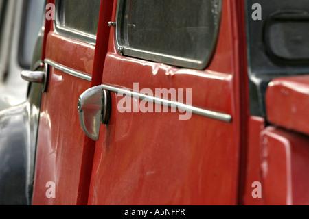 vintage car door handles Stock Photo 73020457 Alamy
