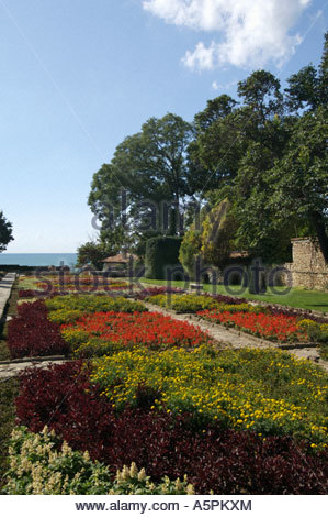 Botanical Garden At Balchik Near Albena Black Sea Coast