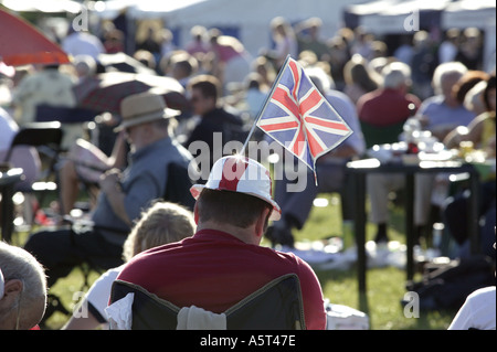 The annual Proms Spectacular at Ragley HAll Alcester Warwickshire England UK cb4w1991 - Stock Photo