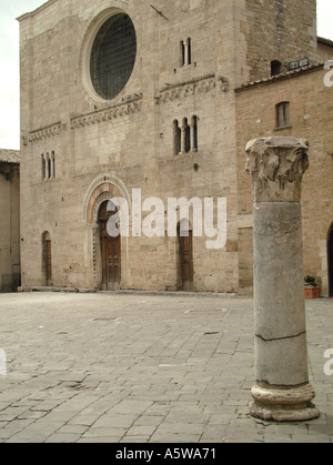 AJD36834, Umbria, Italy, Bevagna, Europe - Stock Photo