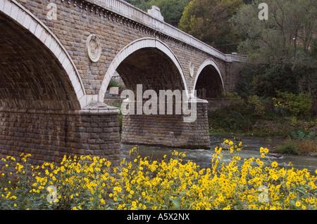 Asenova Quarter Veliko Tarnovo Former capital of Bulgaria East Europe - Stock Photo