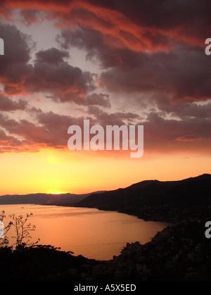AJD35918, Liguria, Italy, Camogli, Riviera di Levante, Europe - Stock Photo