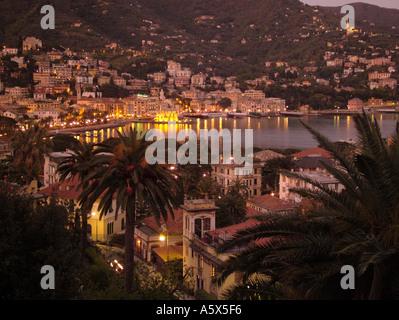 AJD35922, Liguria, Italy, Rapallo, Riviera di Levante, Europe - Stock Photo